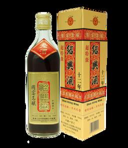 12年正宗紹興酒750ml