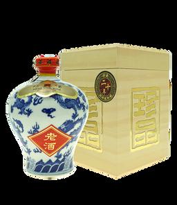 20年陳紹興酒梅瓶600ml