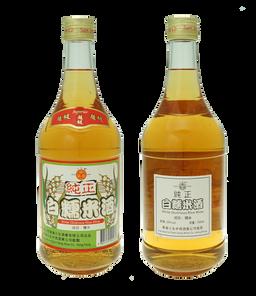 純正白糯米酒750ml