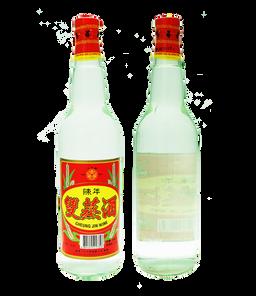 陳年雙蒸酒640ml