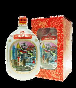 高梁紅酒(香港風景瓶)1000ml