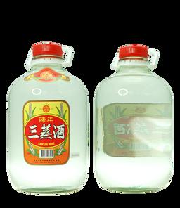 陳年三蒸酒5L