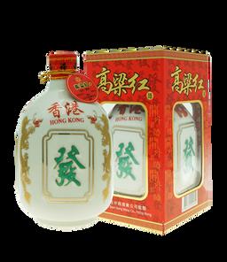 高梁紅酒(發財瓶)600ml