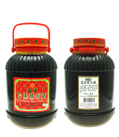 超級黑糯米酒2500ml