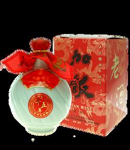 15年珍藏加飯酒(瓷瓶)600ml