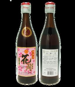 8年花彫紹興酒640ml