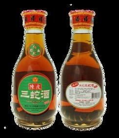陳皮三蛇酒700ml