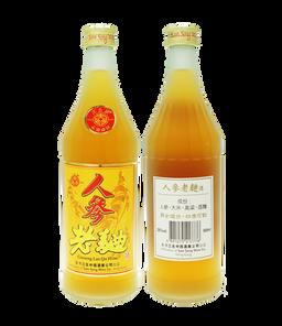 人參老麯酒600ml