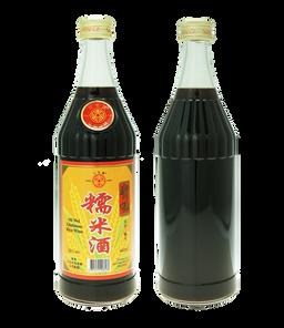 蜜味糯米酒600ml