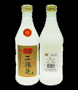 京都二鍋頭酒600ml