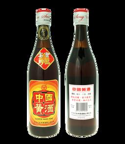 10年中國黃酒640ml