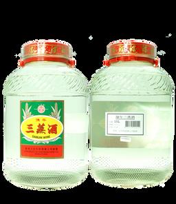 陳年三蒸酒10L