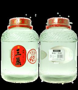 極品三蒸酒10L