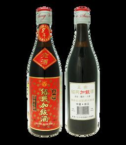 8年正宗紹興加飯酒640ml