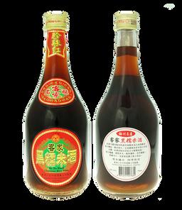 客家黑糯米酒750ml