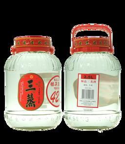 極品三蒸酒2.5L
