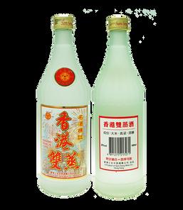 香港雙蒸酒600ml