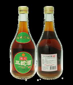 陳皮三蛇酒750ml