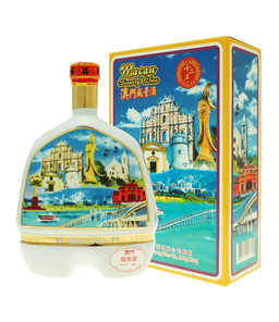 紹興酒(澳門風光瓶)500ml