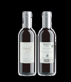 法國德利沙紅酒375ml