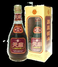 天麻黑糯米酒700ml