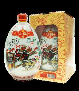 15年二鍋頭酒(澳門風光瓶)1000ml