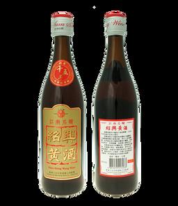 15年紹興黃酒640ml