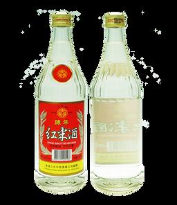 陳年紅米酒600ml
