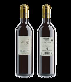 法國德利沙紅酒750ml