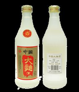 中國大麯酒600ml