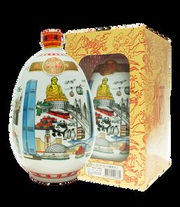 15年二鍋頭酒(中國風景瓶)1000ml