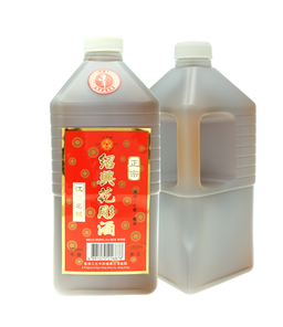 正宗紹興花彫酒(膠樽)1800ml