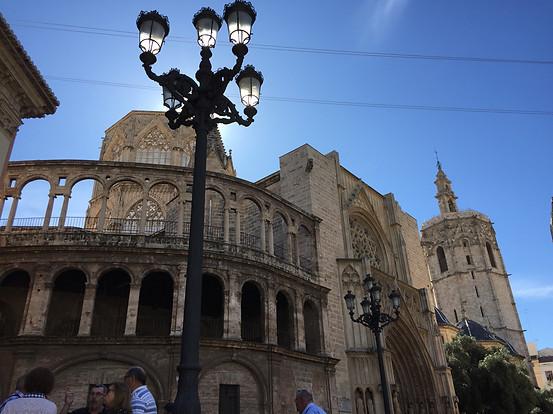 Plaza de la Virgen, Valencia