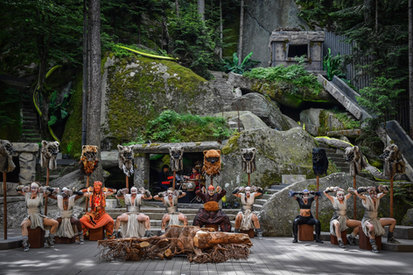 2018 Musical Das Dschungelbuch Luisenbur