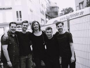 2019 Gil Ofarim mit Band I Marienplatz M