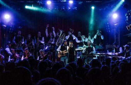 2018 Jazzrausch Bigband feat. FIVA I Köl