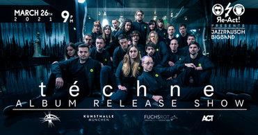 2021 Jazzrausch Bigband I techne Album R