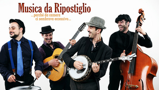 Raffaele Toninelli and his band, Musica da Ripostiglio, have been included in the list to be nominat