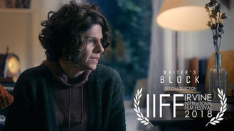 2018 NEWS: first Official Selection for Writer's Block at Irvine International Film Fest.