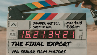 VPA Film Senior Showcase 2019 | The Final Export