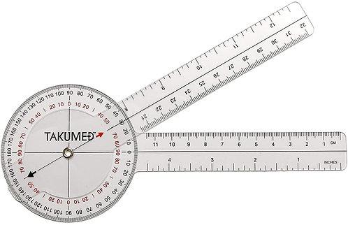 プラスチック 角度計 ゴニオメーター Goniometer Ver.1