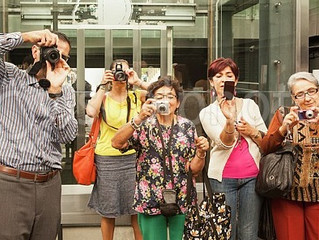 Do you look like a tourist?