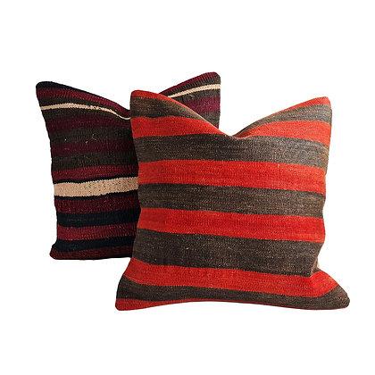 Kilim Cushion Pair - Peckham & Sonny