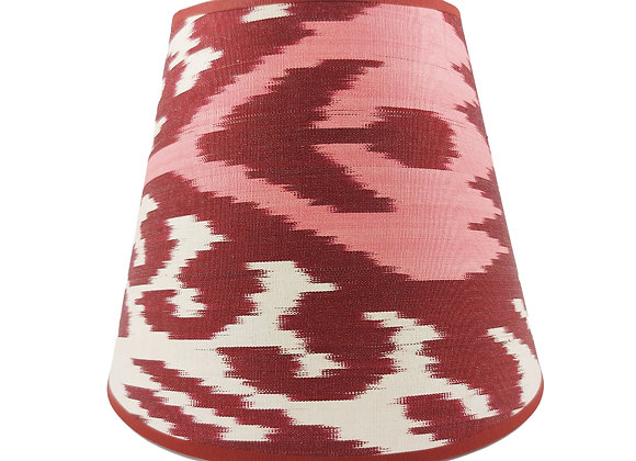 25cm Cupid Silk Card Conical Lampshade
