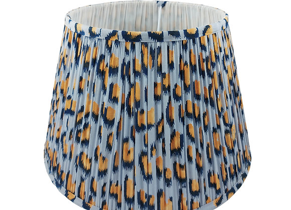 45cm Pebble Cotton Gathered Lampshade