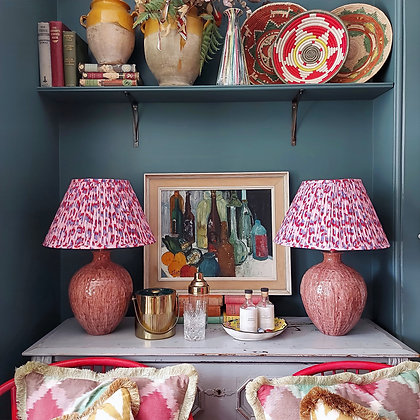 The Marron Jarron Ceramic Table Lamp
