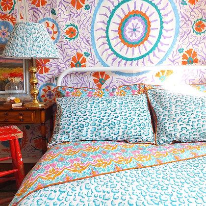 Reversible Elvis & Manuel Cotton Bedding Set