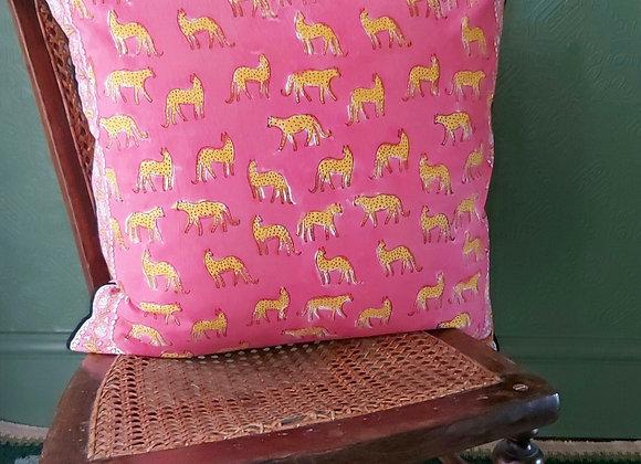 Pink Kotiya 50x50 cm Cushion