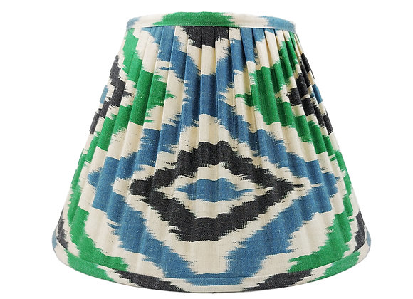 30cm Penny Silk Pleated Lampshade