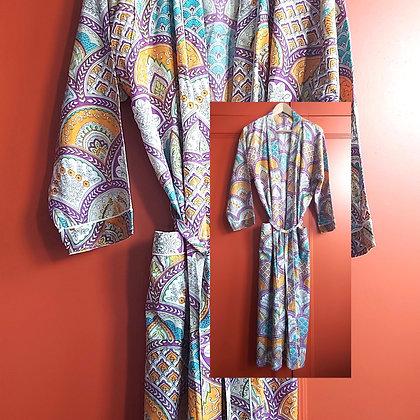 Marrakech Cotton Robe / Dressing Gown